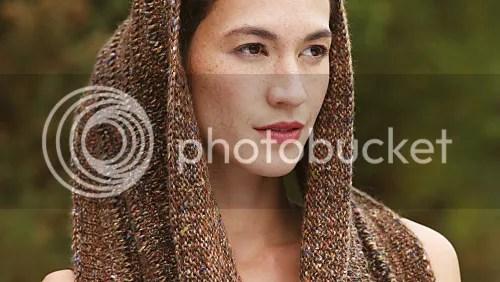 Athena Cowl for Artesano Yarns