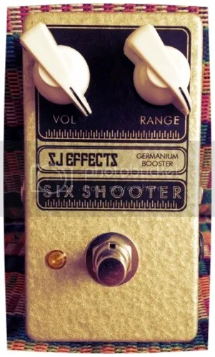 Six Shooter Booster 1