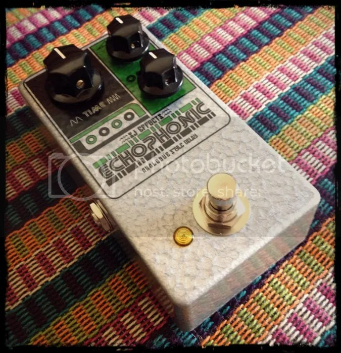 EchoPhonic Analogue Style Delay