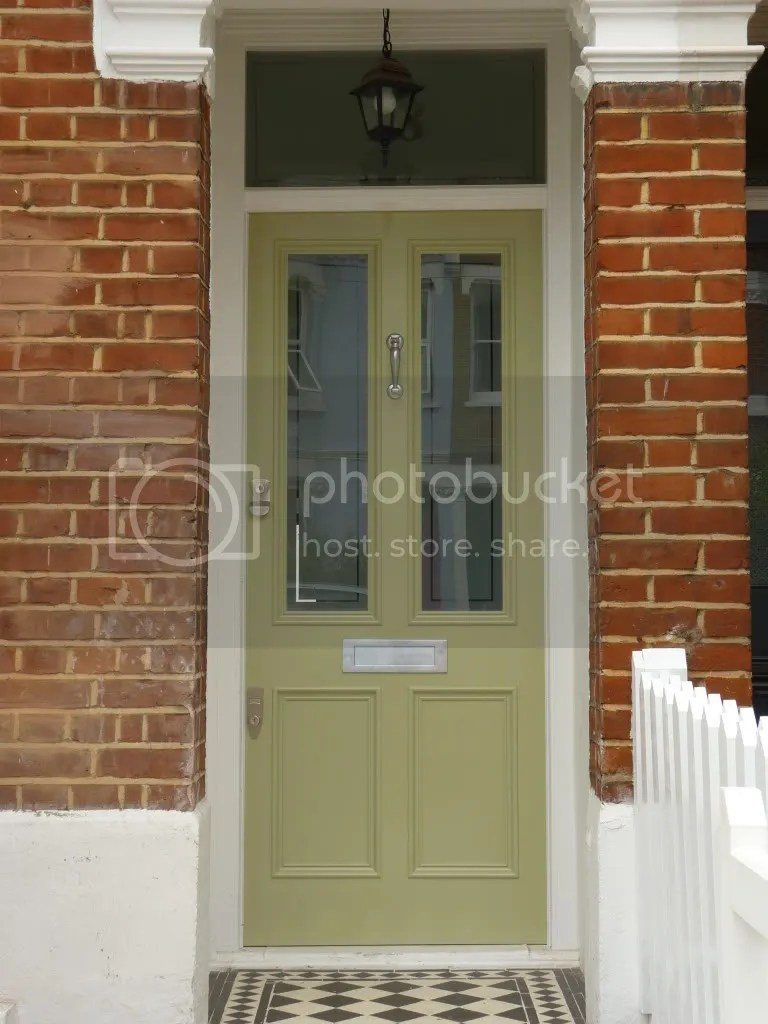green door photo: Door Company LondondoorCompanyGreenSmoke.jpg