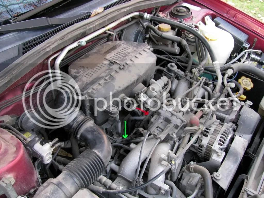 2001 Subaru Outback Fuel Line Diagram