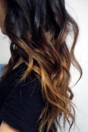 le fashion 7 dark ombr hair