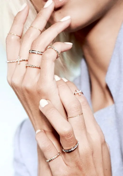 Le Fashion JEWELRY CRUSH THPSHOP RING COLLECTION