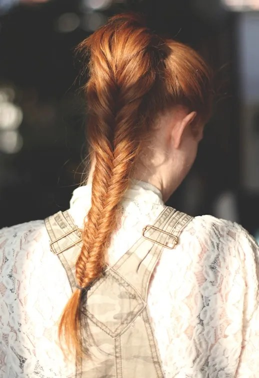 Image result for fishtail braid free image