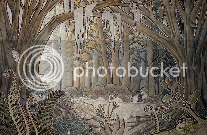 The Bronze Forest - Flash - 700x - by Ravenari