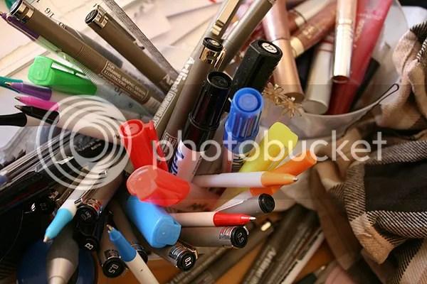 pens by Ravenari
