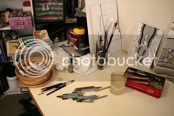 clutter clutter clutter byRavenari