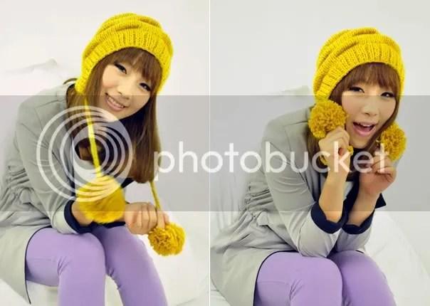 หมวกกันหนาวเกาหลี