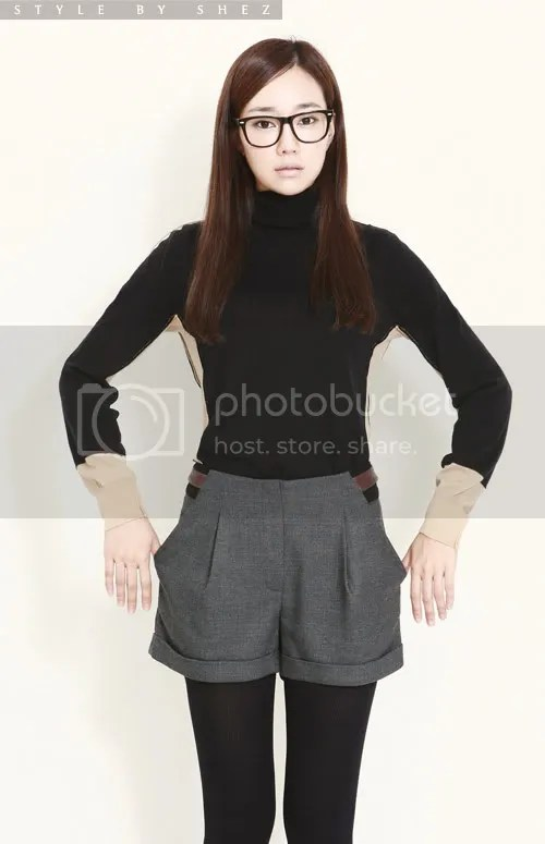 เสื้อคอเต่า แบรนด์ SZ
