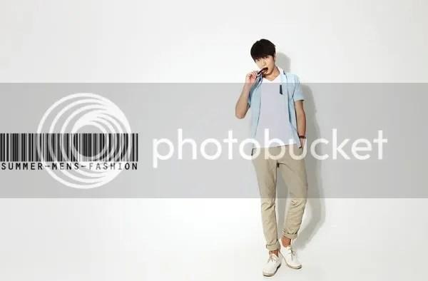 เสื้อผ้าแฟชั่นเกาหลีชาย Zinif