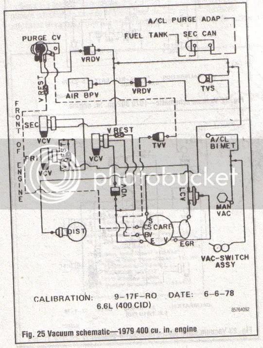 1978 Ford Bronco Vacuum Diagram • Wiring Diagram For Free