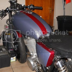 Swing Seat Johannesburg Chair With Attached Table Yamaha Sr500 And Sr400 Forum  View Topic 1979 Makeover Time