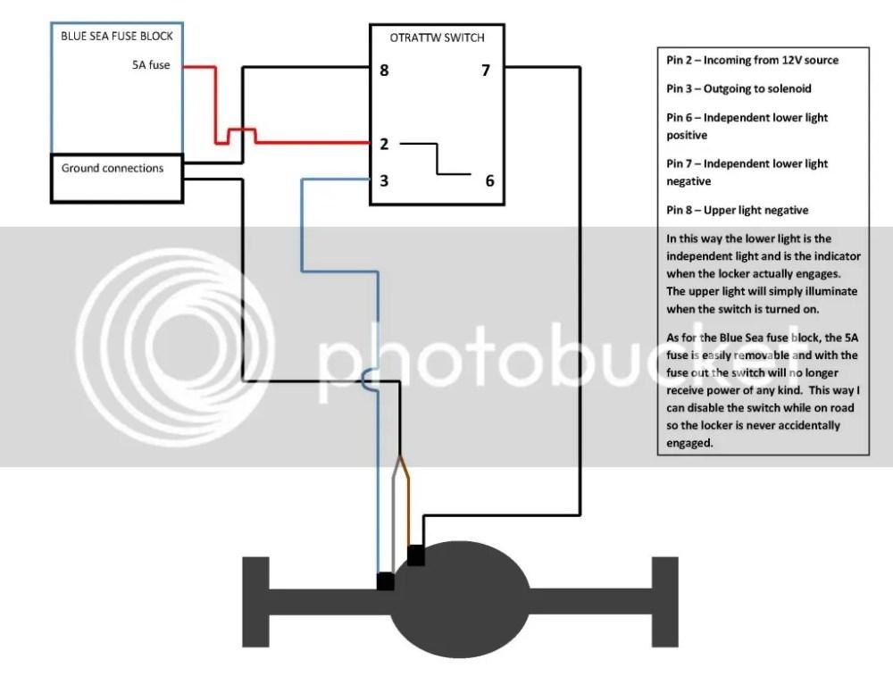 medium resolution of arb locker switch wiring diagram