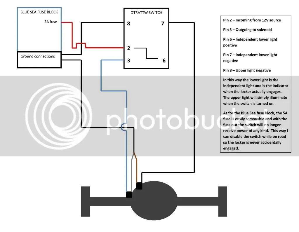 hight resolution of arb locker switch wiring diagram