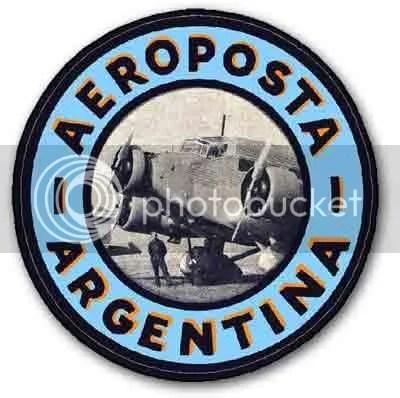 Resultado de imagen para Aeroposta Argentina