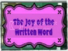 The Joy of the Written Word