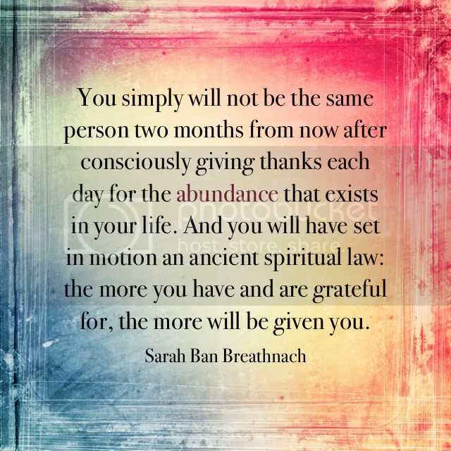 Daily Gratitude: The More You Are Grateful, The More You Receive