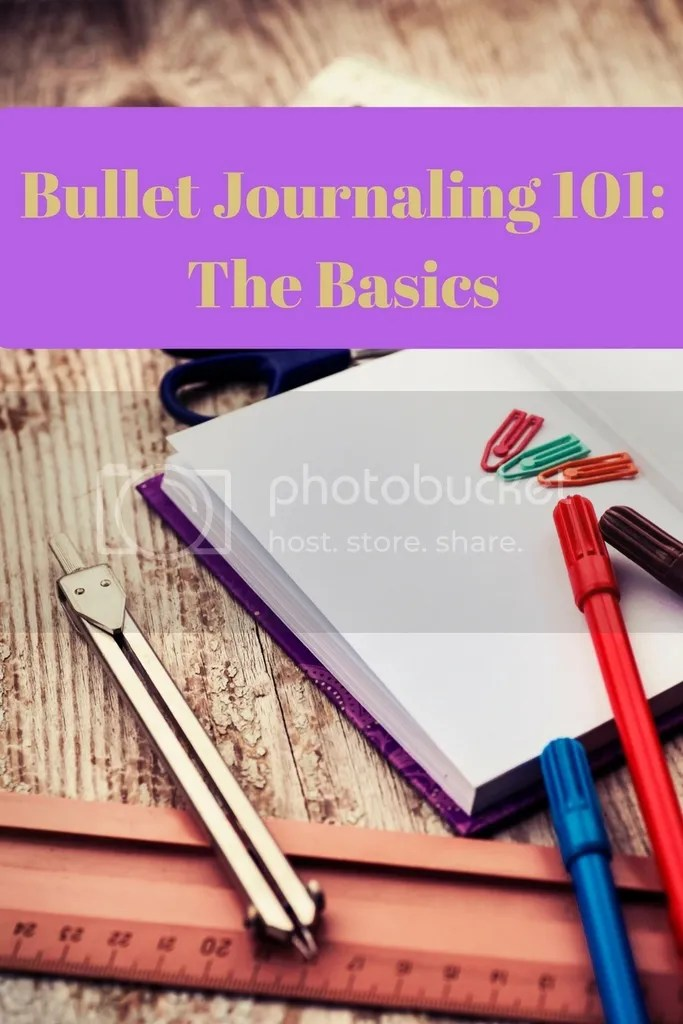 Bullet Journaling 101 The Basics