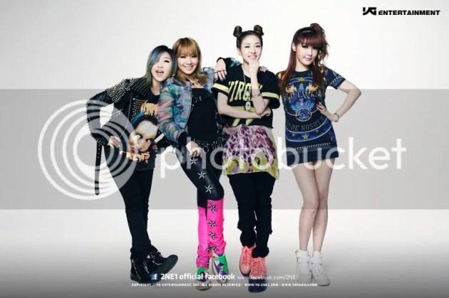 2NE1 Style