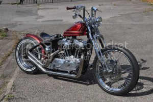 one off bobber build! 99 sporty 883 wiring scare need diagram!  Harley Davidson Forums