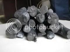 Mangrove wood charcoal | Black Charcoal