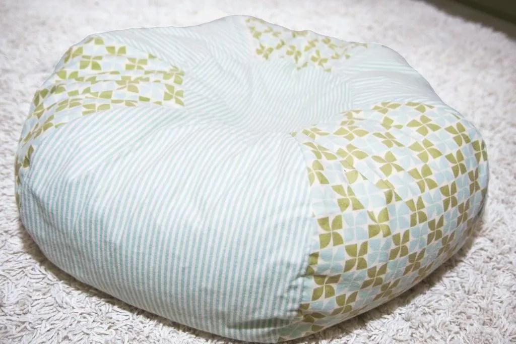 Toddler Bean Bag Pattern by Vanessa Goertzen