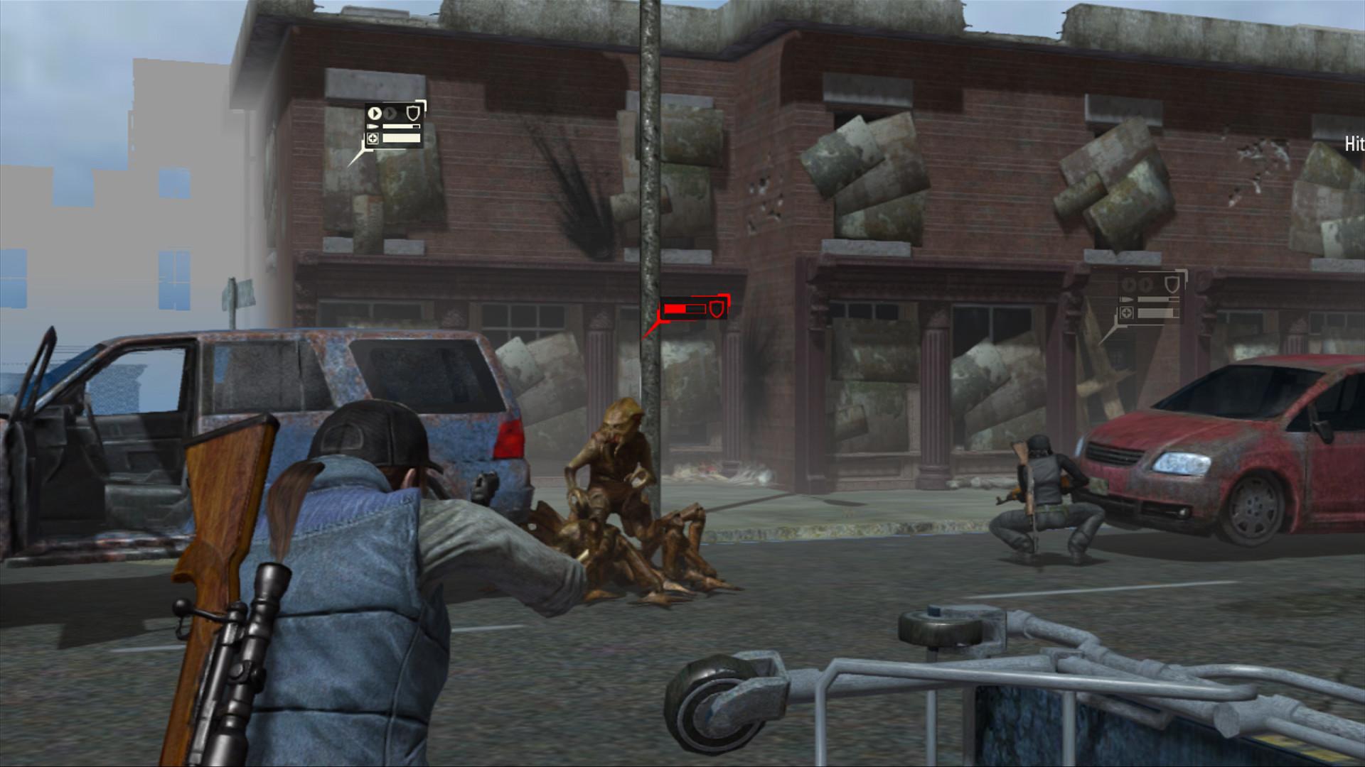 Falling Sky The Game Se Estrenara En Wii U Ps3 Y Xbox 360