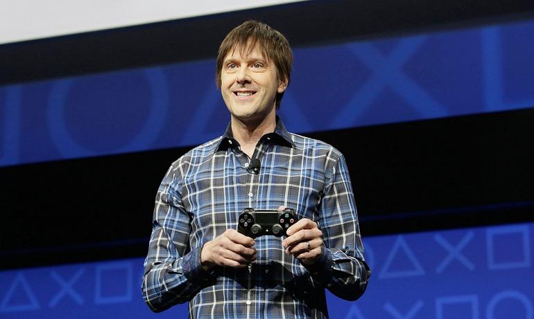 Mark Cerny, diseñador de PS4 y PlayStation 5