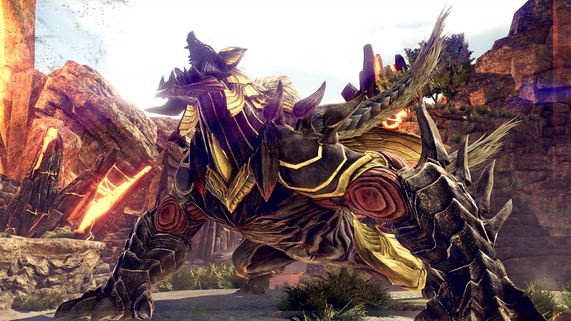 God Eater 3 abre la puerta a su estreno en Nintendo Switch