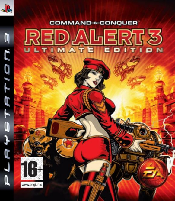 Command And Conquer Wallpaper Girl Command Amp Conquer Red Alert 3 Para Ps3 3djuegos