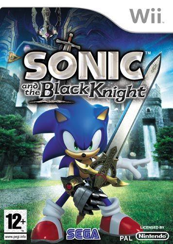 Sonic y el Caballero Oscuro para Wii  3DJuegos