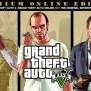Rockstar Anuncia Grand Theft Auto V Premium Online Edition