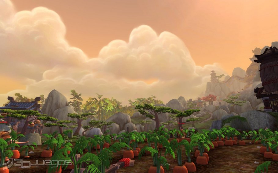 Anlisis de World of Warcraft Mists of Pandaria para PC 3DJuegos