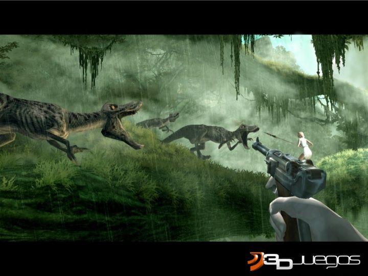 Peter Jacksons King Kong Para Xbox 360 3DJuegos