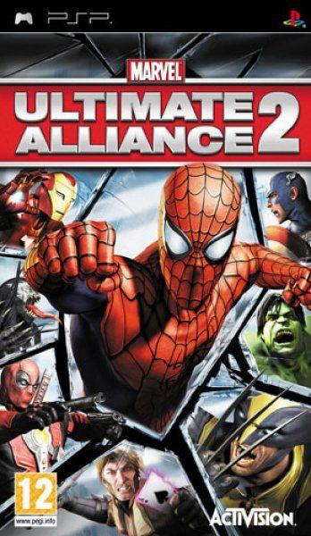 Marvel Ultimate Alliance 2 Para PSP 3DJuegos