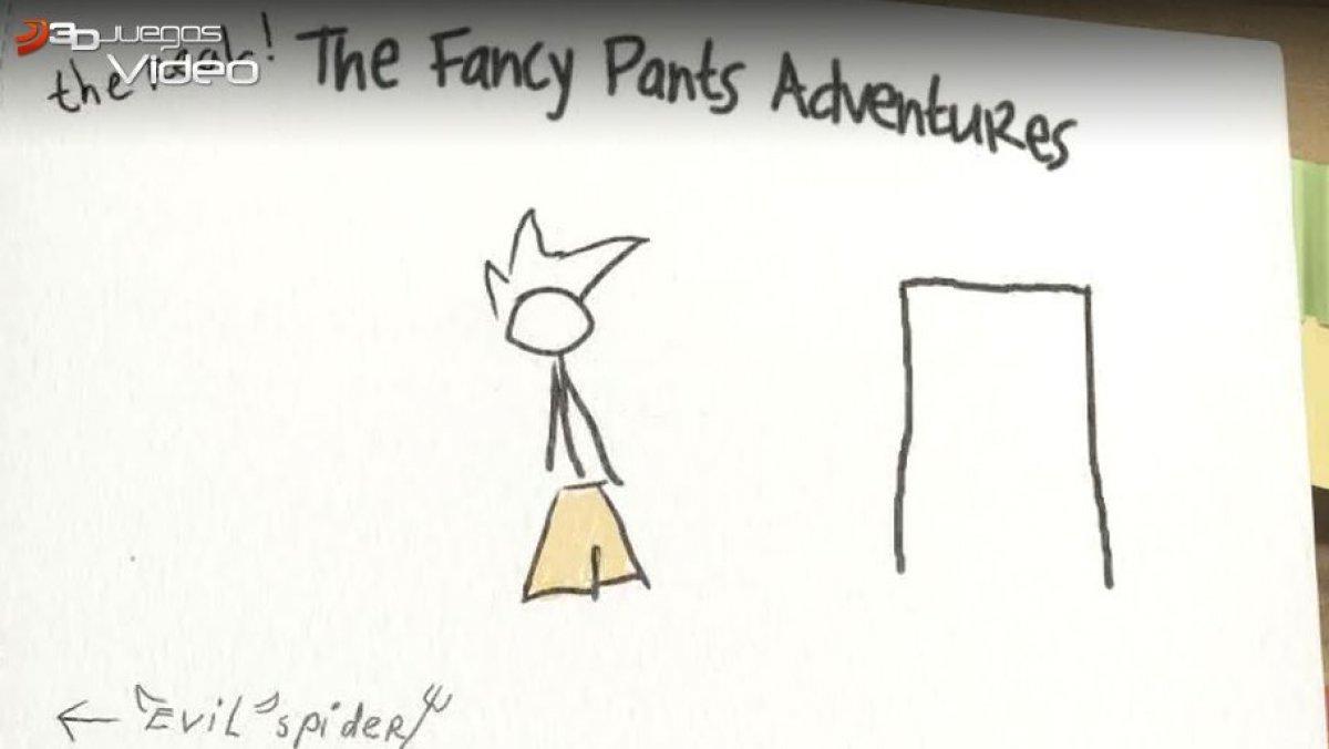 Fancy Pants Adventures: Premier Trailer (X360, PS3)