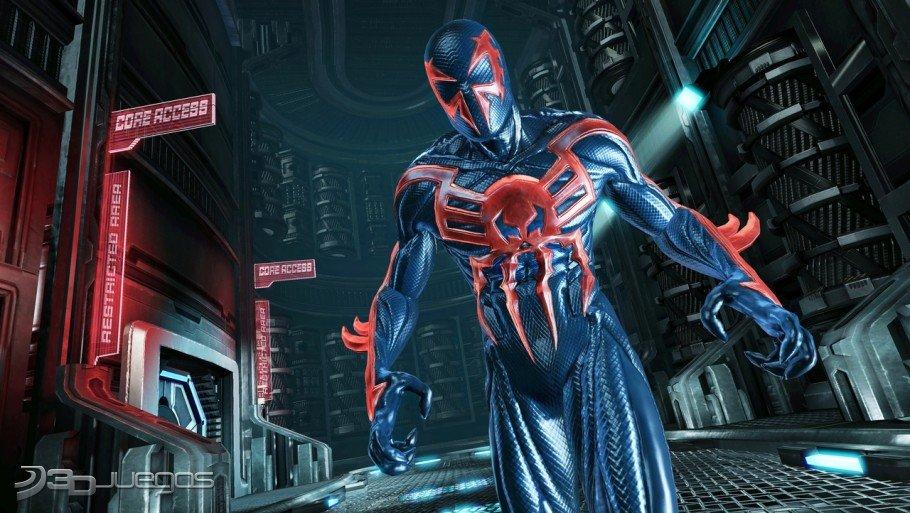 Spider Man Edge Of Time Para PS3 3DJuegos