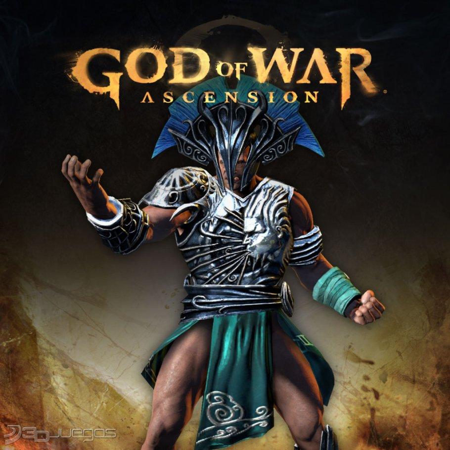 Imgenes De God Of War Ascension Para PS3 3DJuegos