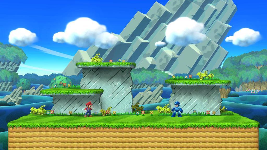 Gua Super Smash Bros Primera Fila 3DJuegos