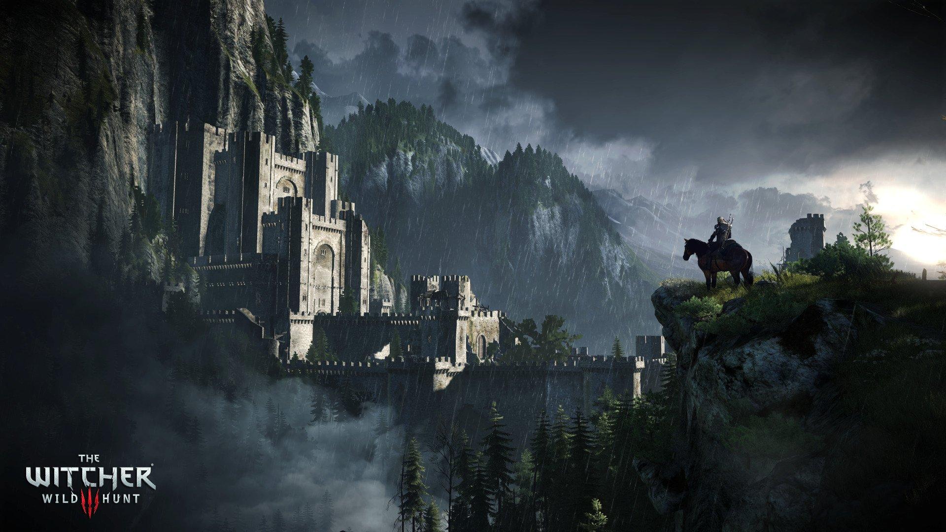 Resultado de imagen de the witcher 3  castillo