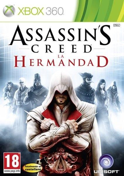 Assassins Creed La Hermandad Para Xbox 360 3DJuegos