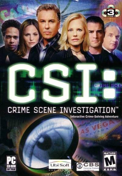 CSI Crime Scene Investigation para PC  3DJuegos