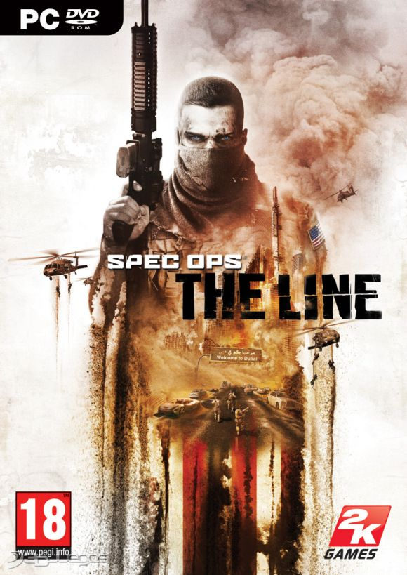 Spec Ops The Line Para PC 3DJuegos