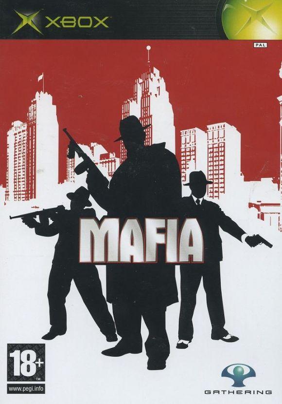 Cartula Oficial De Mafia XBOX 3DJuegos
