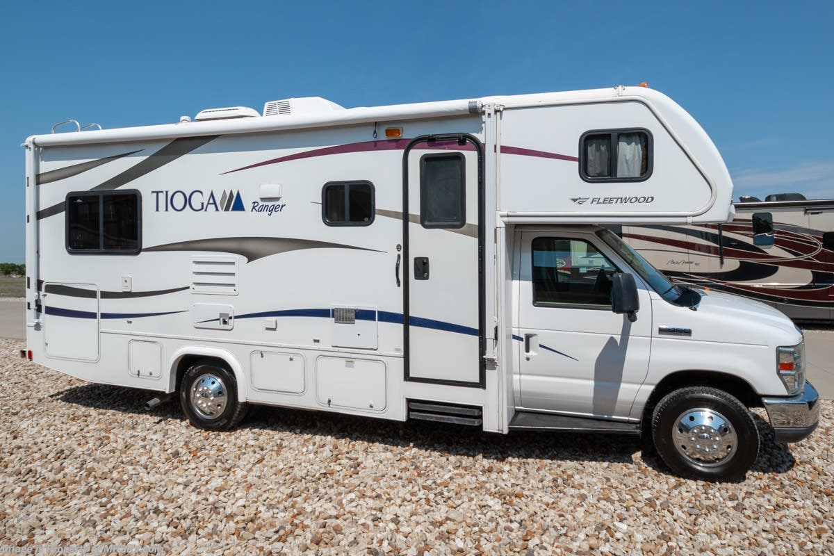 hight resolution of 2011 fleetwood rv tioga ranger 25g w slide beautiful tile back splashes more for sale in alvarado tx 76009 19007 rvusa com classifieds
