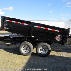 Dump Trailers For Sale Mechanical Weathering Diagram 2025 2019 Homesteader 610mb In Newfield Nj New By Crossroads Trailer Sales Inc Available