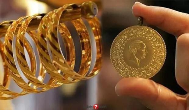 13 Ağustos Altın fiyatları sert dalgalanıyor| Gram Altın Çeyrek Altın bilezik alış satış fiyatı 1