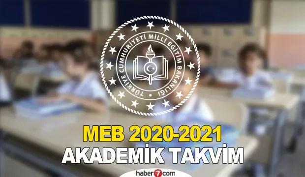 Okullar ne vakit açılacak? Okullarda yüz yüze eğitim tarihi açıklandı! 1