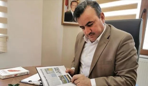 Çumra Belediye Lideri Halit Oflaz hayatını kaybetti 1