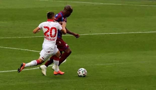 Trabzonspor, birinci hazırlık maçını kaybetti 1